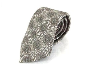 Louis Vuitton Geometric Tie 210847