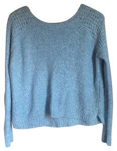 Forever 21 21 Mint Blue Blue F21 Sweater