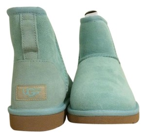 UGG Australia SMS mint green Boots