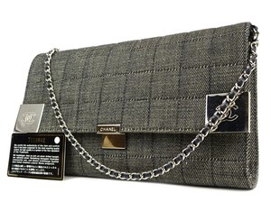 Chanel Wallet On Chain Classic Flap Clutch Shoulder Bag