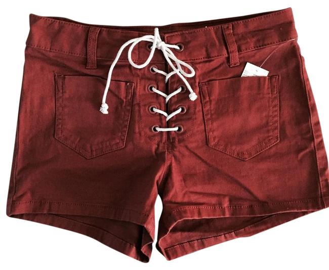 Item - Picante Lace Up Shorts Size 0 (XS, 25)