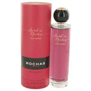 Rochas SECRET DE ROCHAS ROSE INTENSE by ROCHAS ~ Eau de Parfum Spray 3.3 oz