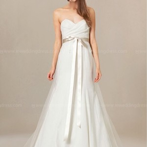 Elegant With Sweetheart Neckline - Bc737 Wedding Dress