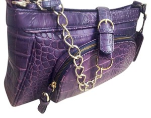 Charles David Satchel in Purple
