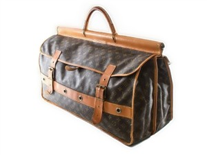 Louis Vuitton Monogram Browns Travel Bag