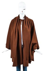 Peter James Wool Cashmere Cape