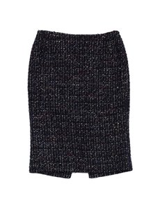 Lafayette 148 New York Multi Color Tweed Pencil Skirt