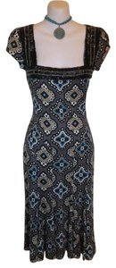 Diane von Furstenberg Dvf Kosova Beaded Dress