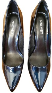 Nine West Blue Pumps