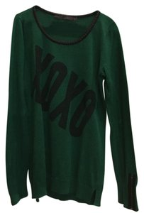 Feel the Piece Xoxo Sweater