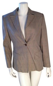 Barneys New York Tweed Blazer