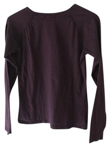 Velvet by Graham & Spencer T Shirt Purple
