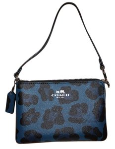 Coach COACH OCELOT ANIMAL PRINT WRISTLET (***NEW WITHOUT TAGS***)