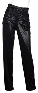 Chanel Shiny Lustrous Track Pants