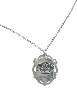 Juicy Couture Crown shield charm