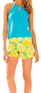 Lilly Pulitzer Dress Shorts Yellow