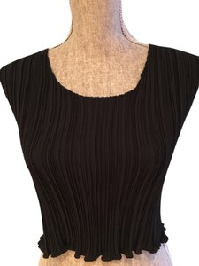 Express Crop Size Small Top Black