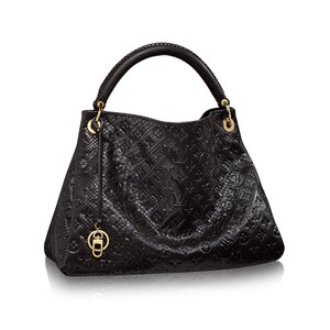 Louis Vuitton Artsy Python Limited Edition Hobo Bag