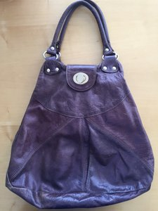 Foley + Corinna Leather Anna Hobo Shoulder Bag