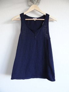Gap Top Navy Blue