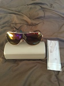 BCBGMAXAZRIA Brand New Aviator Sun Glasses