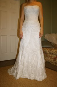 Modern Trousseau Modern Trousseau Dove Wedding Dress