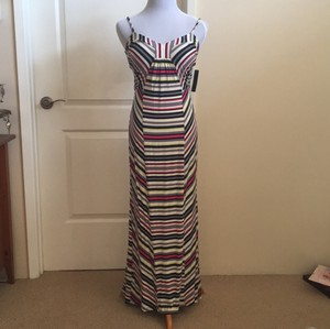 Multi color Maxi Dress by Laundry by Shelli Segal