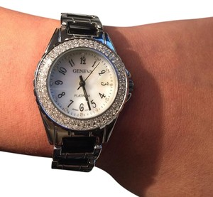 Geneva GENEVA PLATINUM WATCH