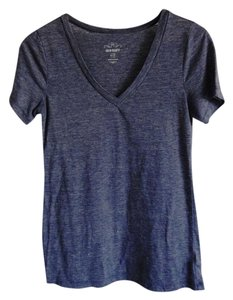 Old Navy T Shirt Navy Blue