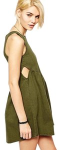 One Teaspoon short dress Army Green on Tradesy