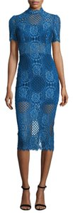 Alexis Lace Sheath Dress