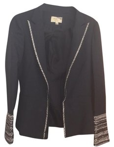 Elizabeth and James gray Blazer