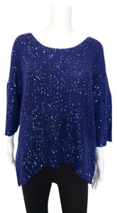 A.B.S. by Allen Schwartz Sequin Holiday Sweater