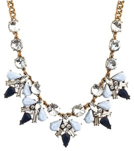 J.Crew Brand New J. Crew Factory Pointed Clusters Statement Necklace