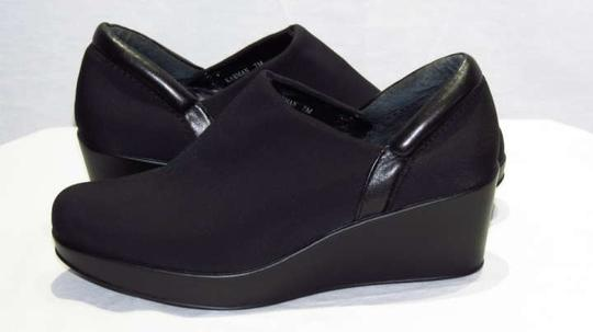 Markon Black Wedges