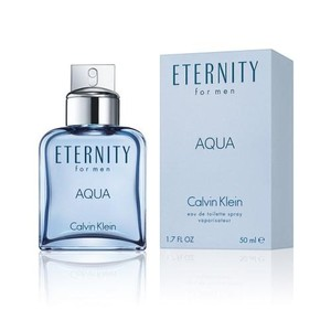 Calvin Klein ETERNITY AQUA by CALVIN KLEIN ~ Men's Eau de Toilette Spray 1.7 oz