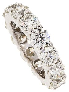 6.62,Ct,Diamond,14k,14,K,White,Gold,Womens,Ladies,Ring