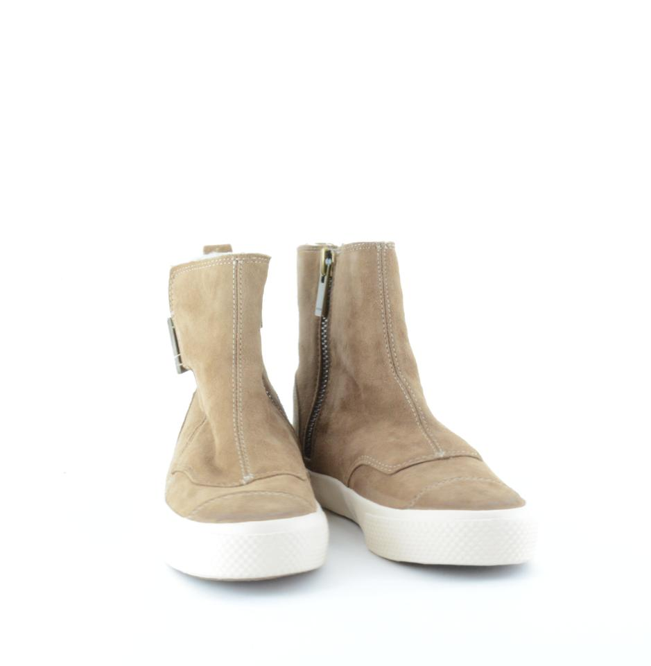 MISS Brown Aerin Brown MISS Foldover Sneaker Boots/Booties bestsell d4e0dd