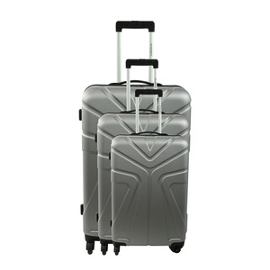 Jean-Louis Scherrer Jean Louis Scherrer Francfort 3 Piece Luggage Set