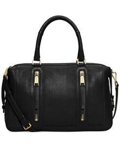 Michael Kors Julia Satchel in Black