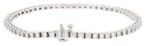 3.0,Ct,Diamond,14k,White,Gold,Womens,Ladies,Bracelet