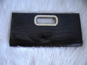 Maurices Black Clutch