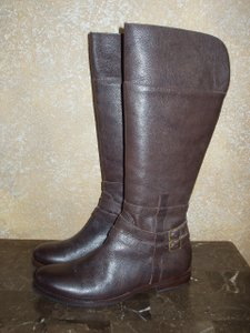 Matisse Leather Brown Boots