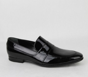 a23175aeacf Gucci Black Men s Patent Leather Loafer 9  Us 10 372284 Bnc00 Shoes