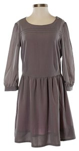Trovata Longsleeve A-line Dress