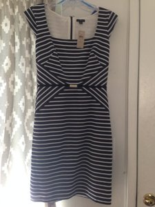 Ann Taylor Office Sheath Empire Waist Dress