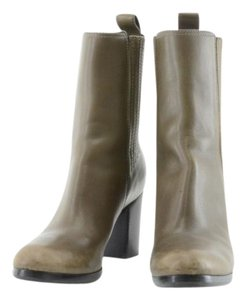 Alexander Wang Wang Leather Brown/Gray Boots