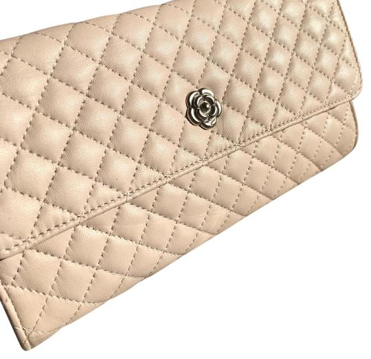 Preload https://item1.tradesy.com/images/chanel-pale-pink-lamb-skin-jewelry-case-20033375-0-1.jpg?width=440&height=440