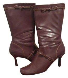 SO Midcalf frenzy purple Boots