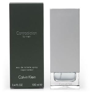 Calvin Klein New in Box Contradiction 3.4 oz EDT Cologne for Men